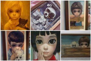 Pinturas Margaret Keane