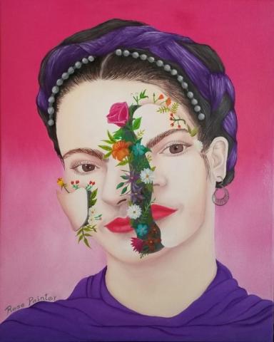 Mi versión de Frida Kahlo (2019)