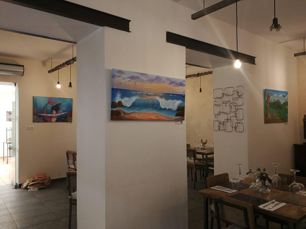 Exposición de Rose Painter en Fuengirola