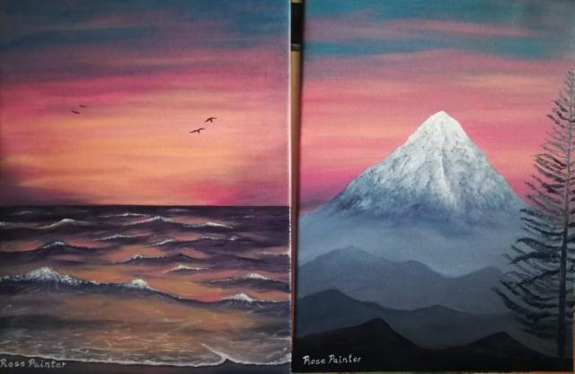 Mar y montaña granadinas