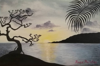 Atardecer en Koh Samui (2018)