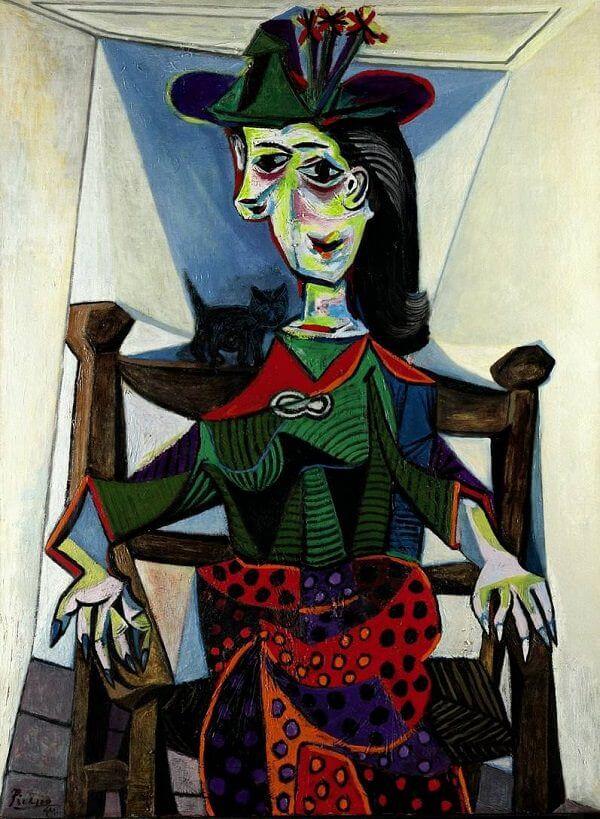 Picasso Dora Maar