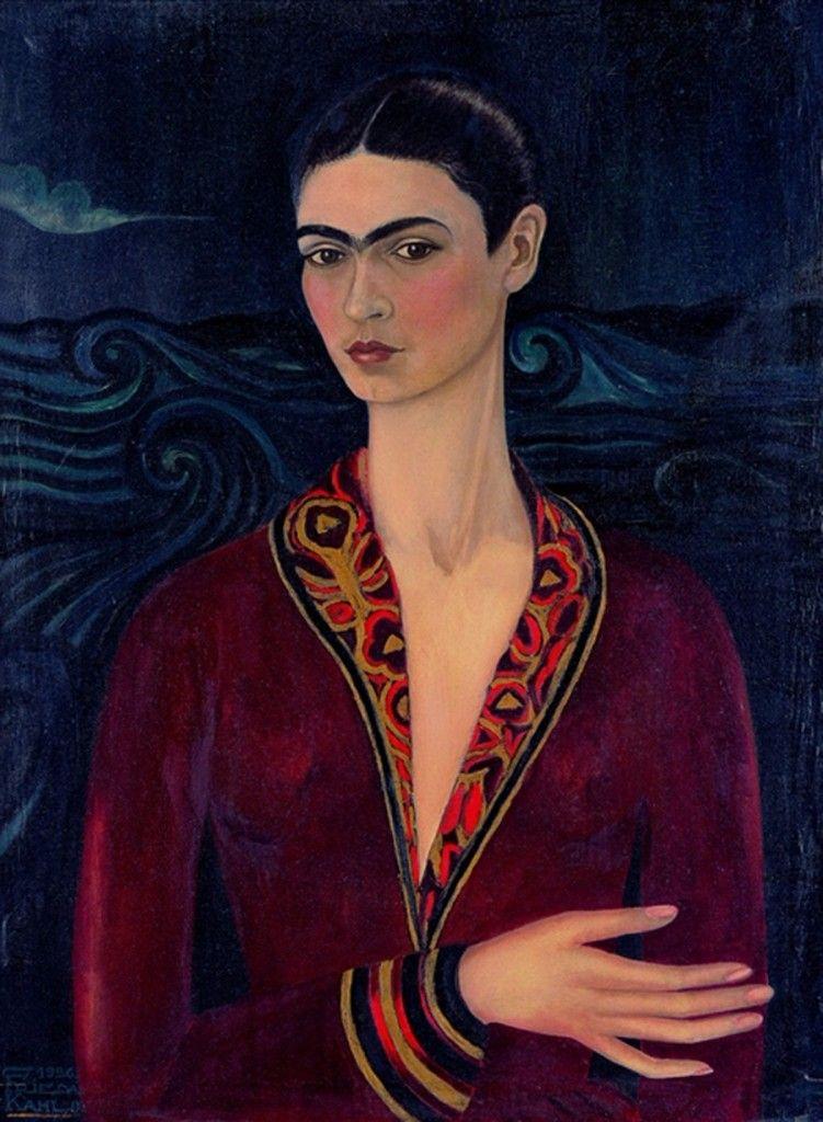 autoretrato Frida Kahlo