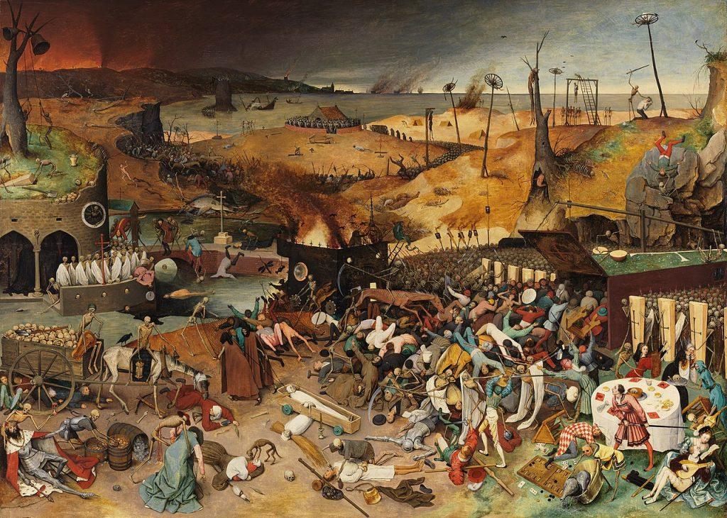 pandemias epidemias