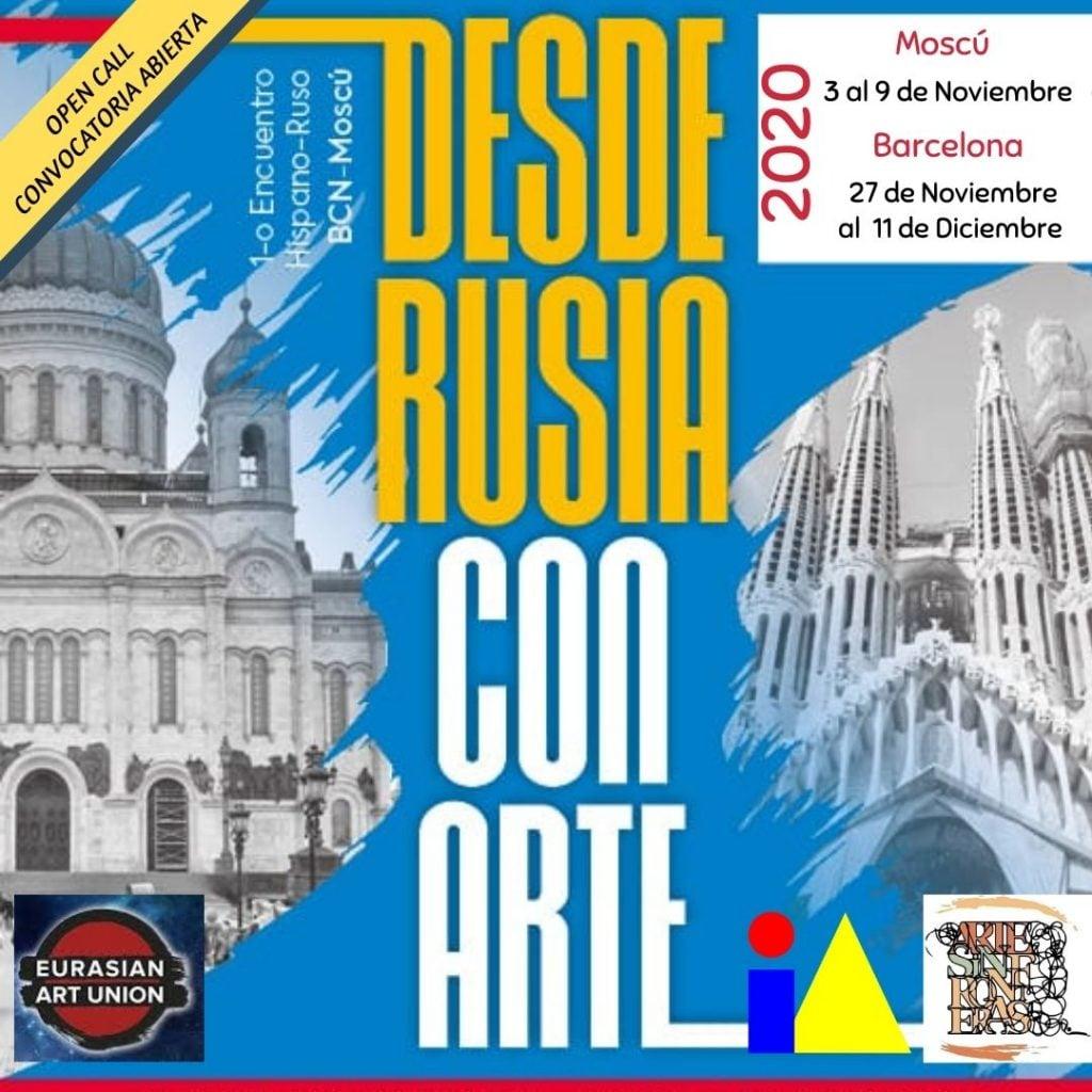 Expo doble en BCN y Moscú