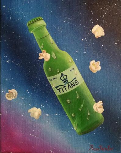 Cerveza galáctica